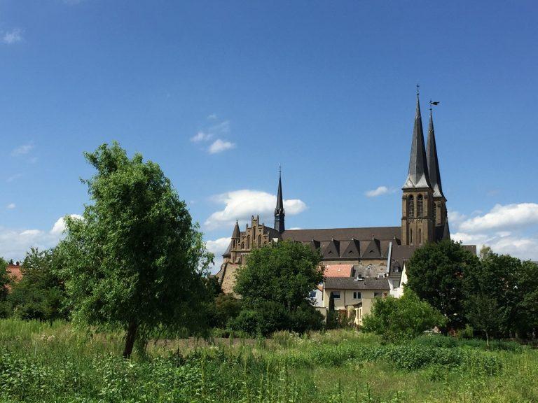 Meine Praxis als Heilpraktikerin für Psychotherapie in Gonsenheim | Mainz ganz in der Nähe des Rheinhessen-Doms